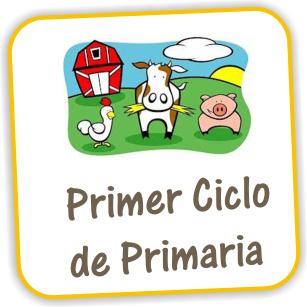 Programas primer ciclo de Primaria Granja Escuela de Lucainena, Los Baños